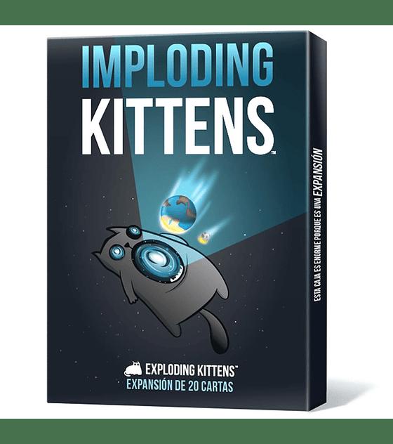 Preventa - Exploding Kittens exp. Imploding Kittens
