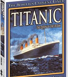Puzzle 1000 Pcs - Titanic Piatnik