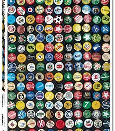 Puzzle 1000 Pcs - Crown Caps Piatnik