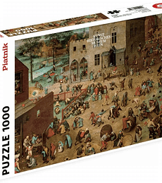Puzzle 1000 Pcs - Bruegle Children's Game KHMW Piatnik