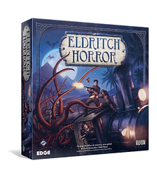 Preventa - Eldritch Horror