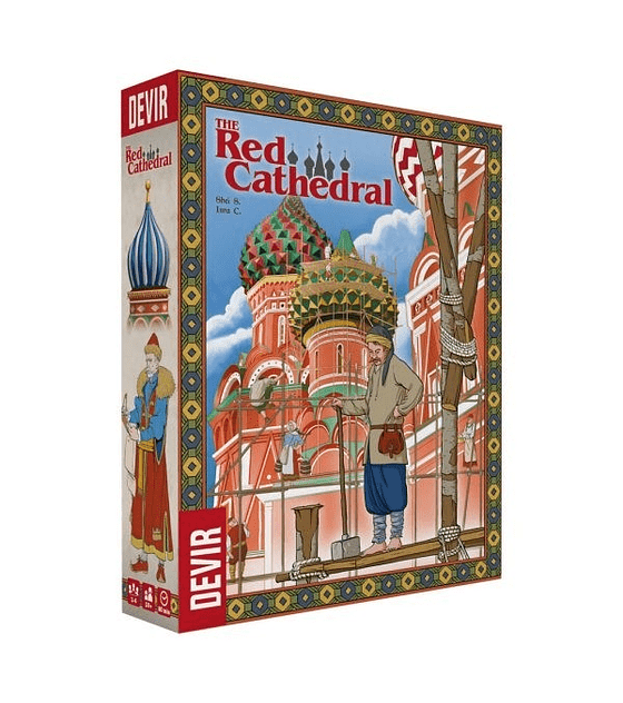 Red Cathedral