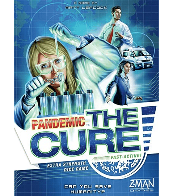 Pandemic exp. The Cure - Ingles