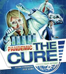 Pandemic Exp. The Cure (Inglés)