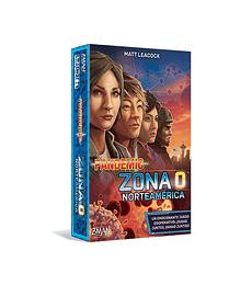 Pandemic: Zona 0 - Norteamerica