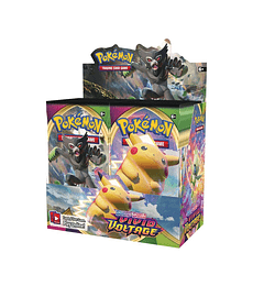 Pokémon Caja de Sobres Sword & Shield – Vivid Voltage (Inglés)