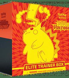 Pokémon Elite Trainer Box Vivid Voltage (Inglés)