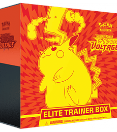 Pokémon Elite Trainer Box Vivid Voltage (Español)