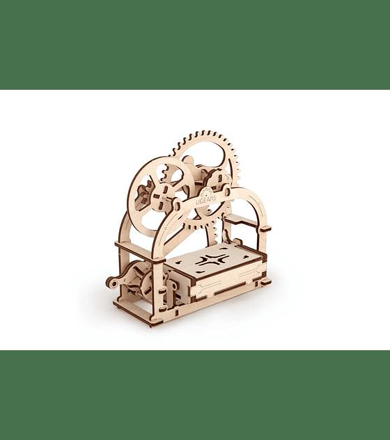 Caja Mecanica de tarjetas