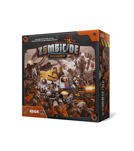 Zombicide: Invaders