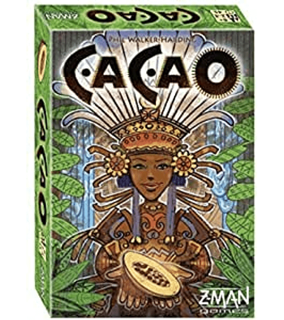 Cacao - Ingles
