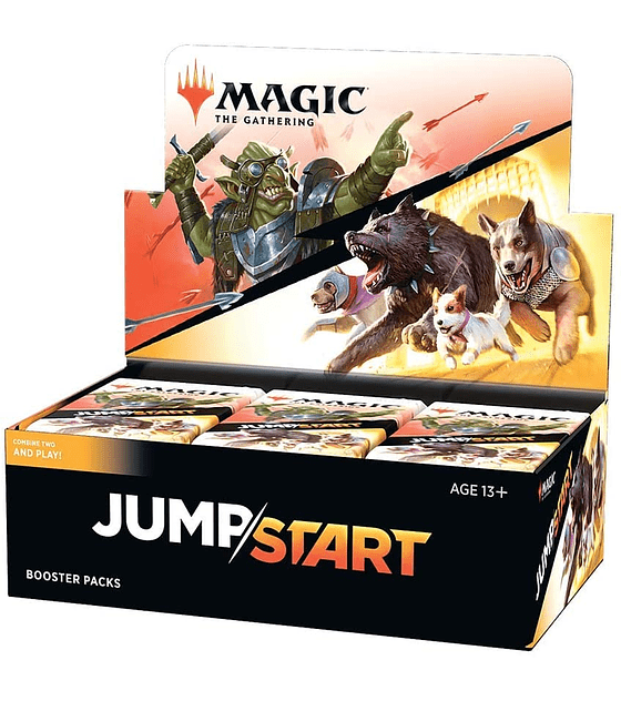Magic The Gathering: Jumpstar Booster Box