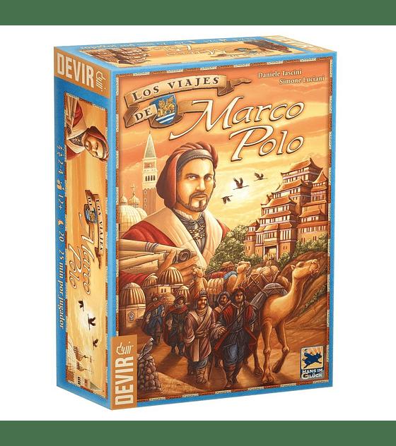 Los Viajes de Marco Polo I