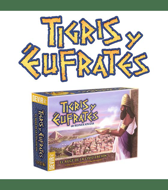 Tigris y Eufrates