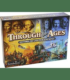 Through the Ages: Histori de las Civilizaciones