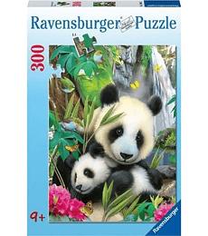 Puzzle 300 Pcs - Querido Panda Ravensburger
