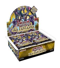 Yu-Gi-Oh! Caja de Sobres Ira Fantasma (Español)