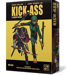 Kick Ass El Juego de Tablero