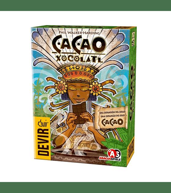 Cacao exp. Xocolatl