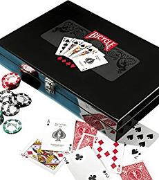 Master Set Poker Bicycle