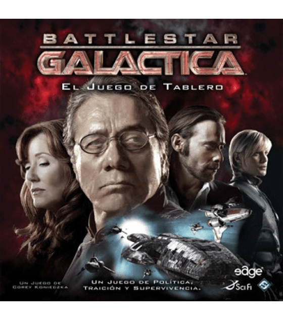 Battlestar Galactica - Ingles