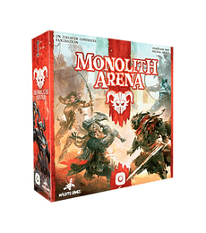 Preventa - Monolith Arena
