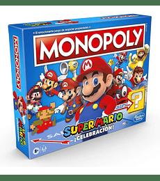Monopoly Super Mario Celebracion
