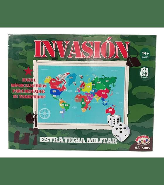 Preventa - Invasion