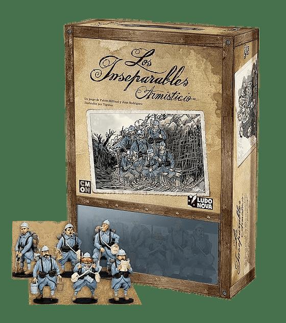 Los inseparables Edicion Armisticio