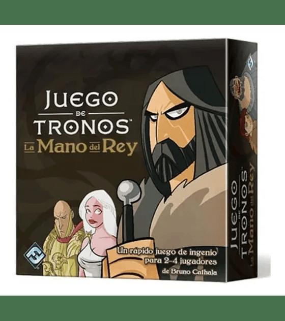 Juego de Tronos La Mano el Rey
