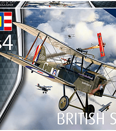 Revell British S.E.5a