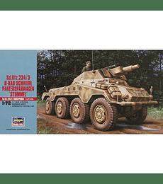 SdKfz 234/3 8-Rad Schwere Panzerspahwagen Stummel