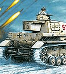 HASEGAWA PzKpfw IV ausf G