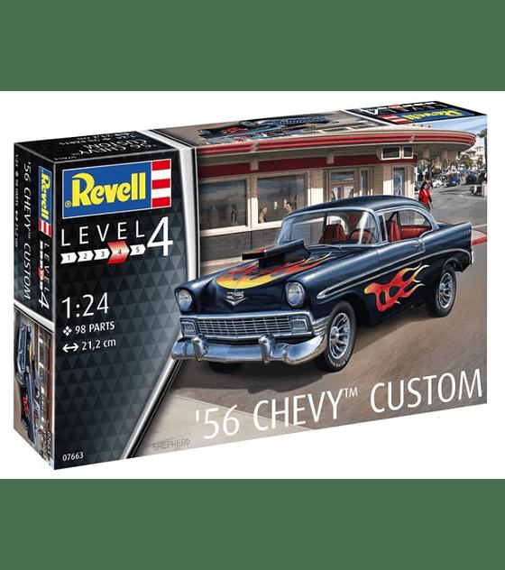 Chevy Custom 1956