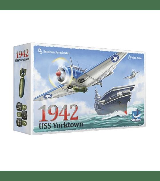 1942 US Yorktown