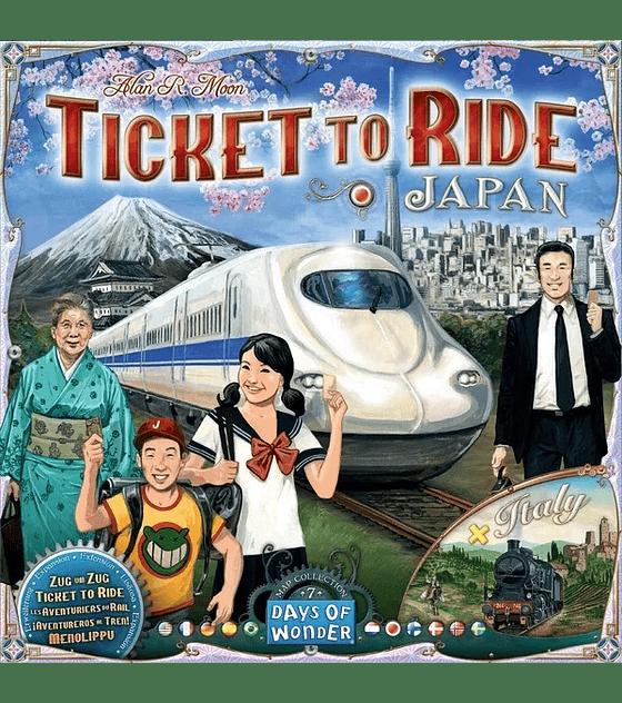 Ticket to Ride: Japon Italia