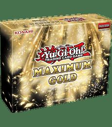 Yu-Gi-Oh! Maximum Gold (Español)
