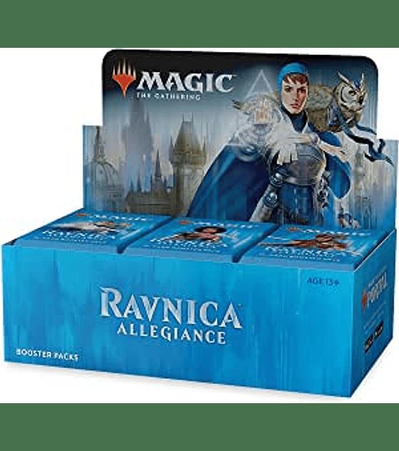 La Lealtad de Ravnica Booster Box (Español)