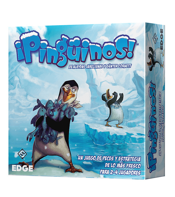 ¡ Pinguinos !