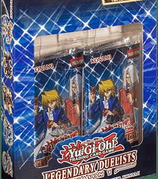 Yu-Gi-Oh! Duelistas Legendarios Temporada 1 (Español)