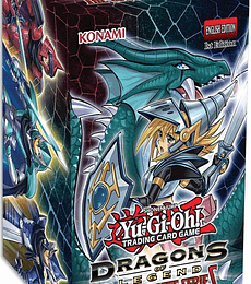 Yu-Gi-Oh! Dragons of Legend The Complete Series (Inglés)
