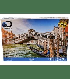 Puzzle 1000 Pcs - Venecia Discovery