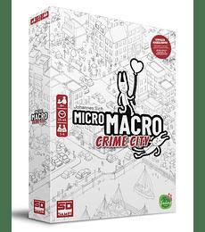Preventa - MicroMacro: Crime City