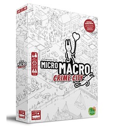 Preventa MicroMacro: Crime City