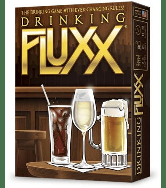 Fluxx Drinking - Ingles