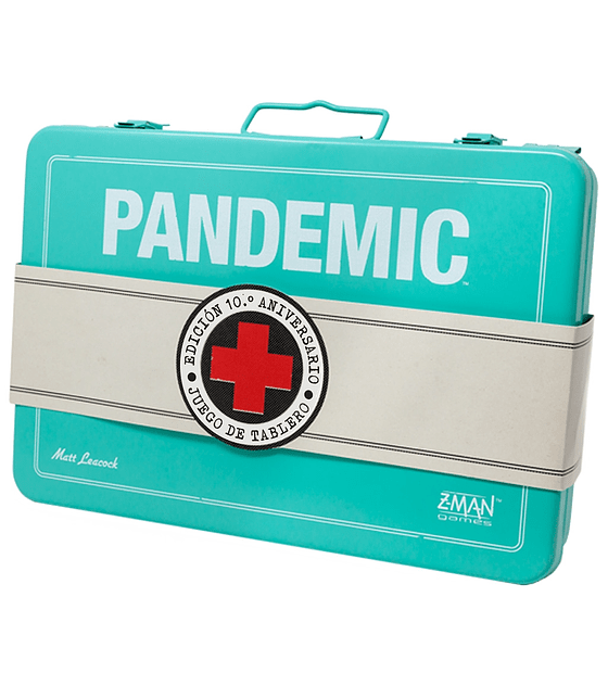 Pandemic 10th Aniversario
