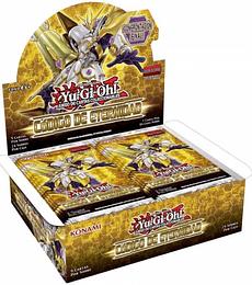 Yu-Gi-Oh! Caja de Sobres Código de Eternidad (Español)