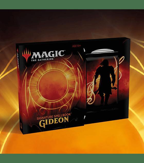 Magic The Gathering - Spellbook Gideon