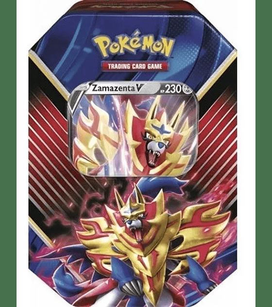 Pokémon Tin Amigos de Galar