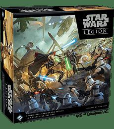 Star Wars Legion Las Guerras Clon